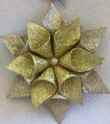 Golden Traditions, Novelty Ornament, Christmas Tree Accessory