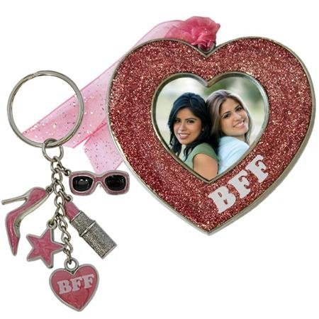 Gloria Duchin BFF Ornament and Keyring Set WLM