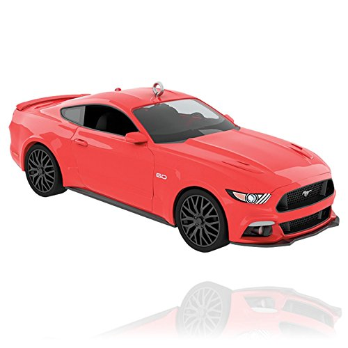 2015 Ford Mustang GT Car Ornament 2015 Hallmark