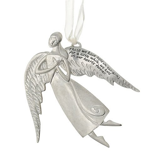 Seasons of Cannon Falls Serenity Memory Angel Ornament
