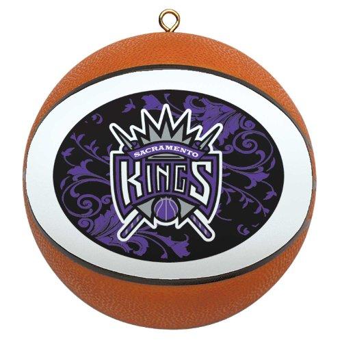 NBA Sacramento Kings Mini Replica Basketball Ornament