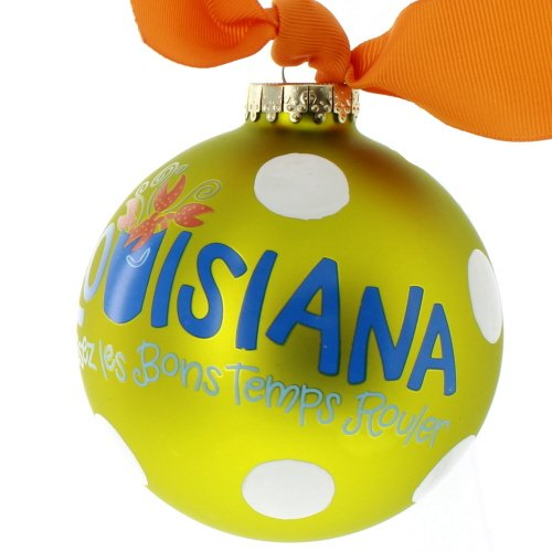 Louisiana Statements Ornament