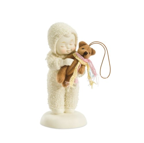 Department 56 Snowbabies Classics Tickle Me Teddy Figurine
