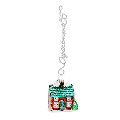 Department 56 Mercury Glass Ornament