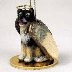 Alaskan Malamute Angel Dog Ornament