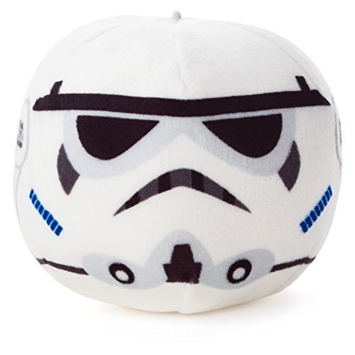 Hallmark Fabric Plush Ball Storm Trooper Novelty Ornament