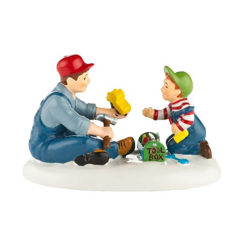 Department 56 Original Snow Village Let's Ornament Mom Accessory, 1.57-Inch