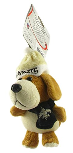 New Orleans Saints – NFL 3 Inch Plush Dog Ornament
