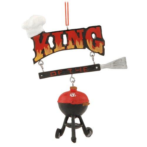 BBQ King Ornament