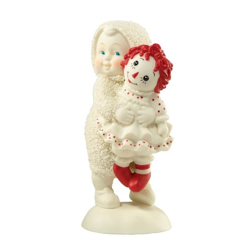 Department 56 Snowbabies Guest Collection by I'll Never Let You Go Figurine, 1.57-Inch