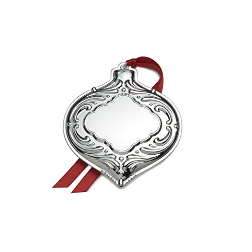 Wallace 2016 Engravable Ornament, 4th Edition