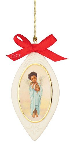 Thomas Blackshear's Bunny Hug Ornament by Lenox