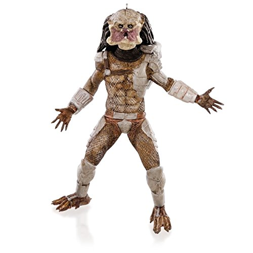Predator Ornament 2015 Hallmark