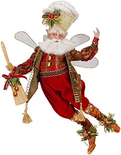 Mark Roberts Fairies, Cinnamon Spice Fairy, Large 20 Inches, Packaged with an Official Mark Roberts Gift Bag