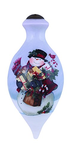 Ne'Qwa Frosty's Gifts Ornament