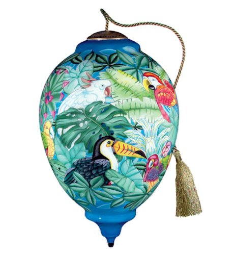"Ne'Qwa ""Tropical Birds"" Neqwa by Paul Brent 329-LE-PB"