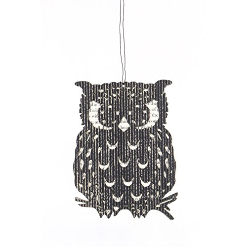 Sage & Co. FAO20108BK Owl Ornament (24 Pack)