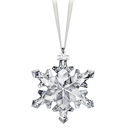 Swarovski 2012 Annual Edition Crystal Snowflake Ornament,The product with original Package box