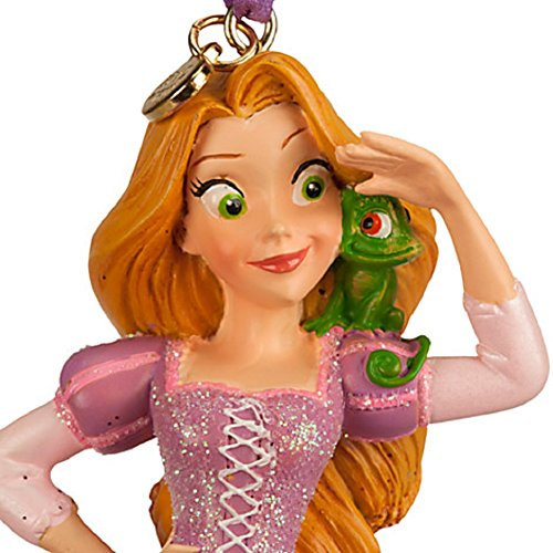 Disney Store Rapunzel Sketchbook Ornament Princess Pascal New for 2015