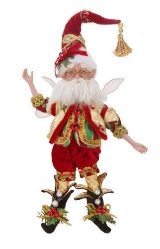 Mark Roberts Collectible Christmas Ornament Fairy – Small 10 #51-36746 by Mark Roberts