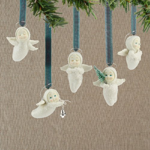 Littlest Babies Christmas Ornaments From Snowbabies