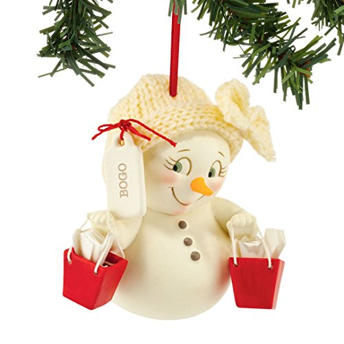Department 56 Snowpinions Bogo Ornament 3″