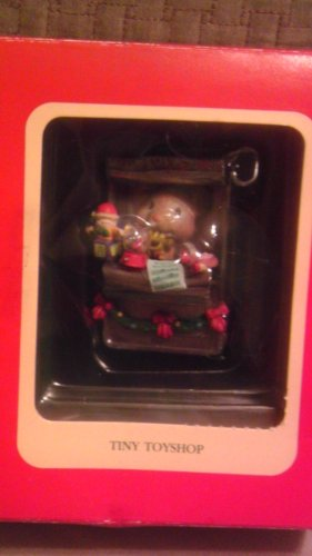 Carlton Cards Heirloom Collection Christmas Ornament~Tiny Workshop