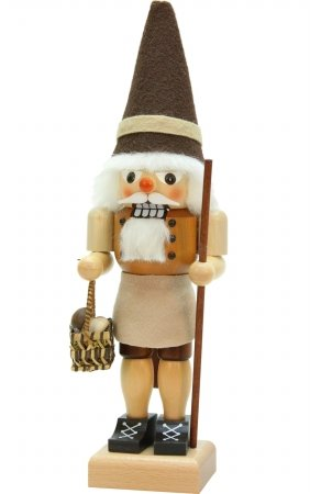Christian Ulbricht Mushroom Picker Nutcracker
