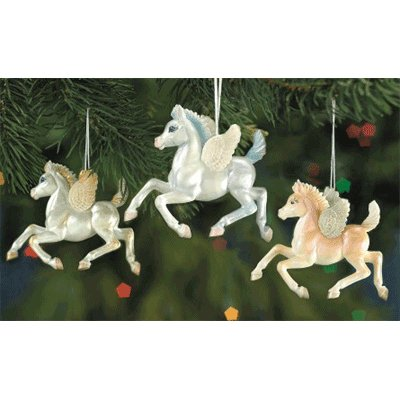 Angel Fillies Ornaments