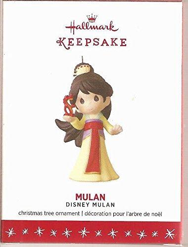 2016 Hallmark Keepsake Ornament Limited Edition- Mulan- from Disneys Mulan