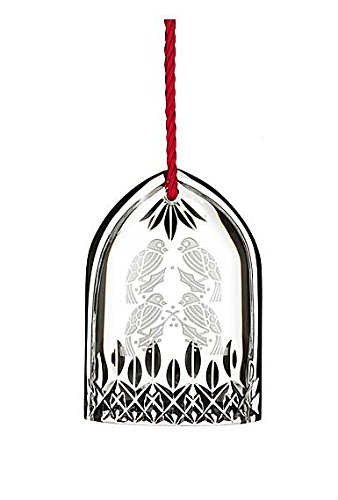 Waterford 2016 12 days of Christmas Lismore Four Calling Birds Ornament