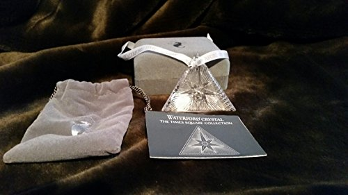 Waterford Crystal Star of Hope Ornament (2000)