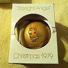 Starlight Angel by Sister Berta Hummel Ornament 1979