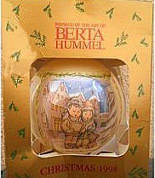 1998 Goebel Weihnachten Christmas Ornament Hummel Inspired Holiday Harmony by Goebel