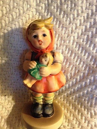 Goebel 1997 M.I. Hummel Ornament Girl with Doll Ornament 1208 Hum 239