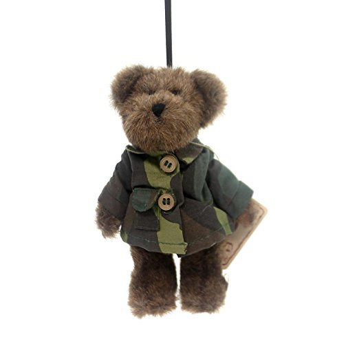 Boyds Bears Plush ARMY BEAR ORNAMENT 562787 Military New