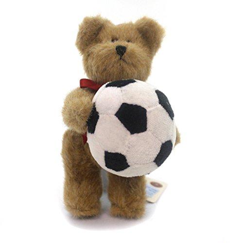 Boyds Bears Plush SOCCERBALL BEAR ORNAMENT 562756 Sports New