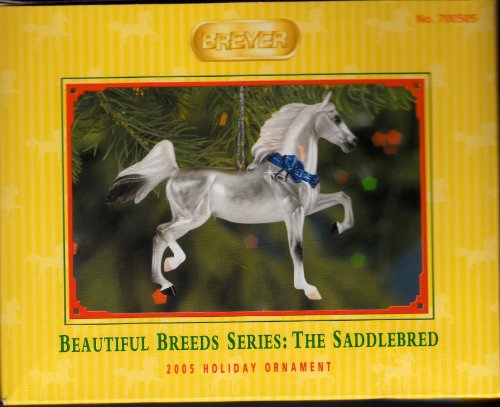 Breyer Beautiful Breeds: The Saddlebred