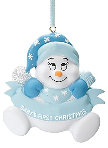 Miles Kimball Snowbaby's First Christmas Ornament