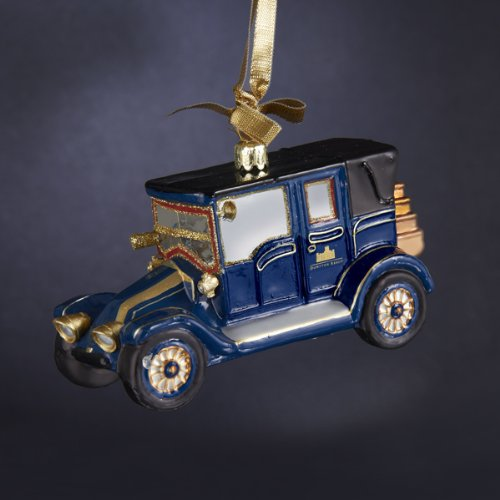 Downton Abbey Kurt Adler Car Ornament, 5.25-Inch