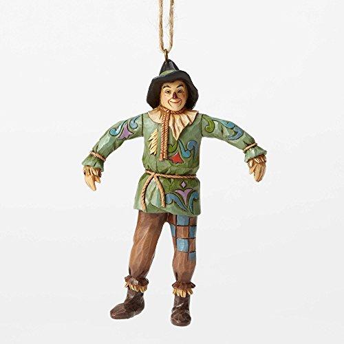 Enesco Jim Shore Hanging Ornament – Scarecrow