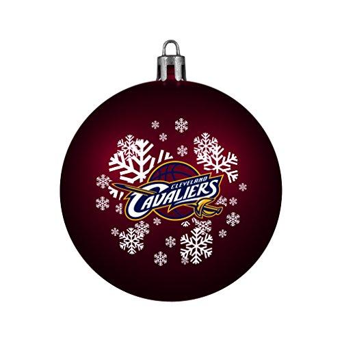 NBA Cleveland Cavaliers Shatterproof Ornament