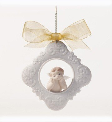 A Wish of Hope Ornament Lladro
