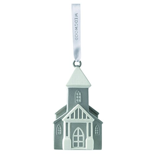 Wedgwood Figural Church, Grey