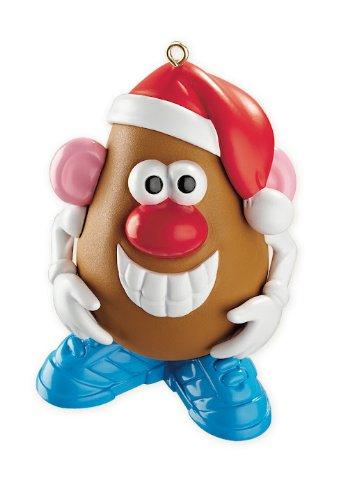 Mr. Potato Head In Santa Hat 2012 Carlton Heirloom Ornament