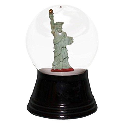 "PR1250 – Perzy Snowglobe, Small Statue of Liberty – 2.75″""H x 1.5″""W x 1.5″""D"