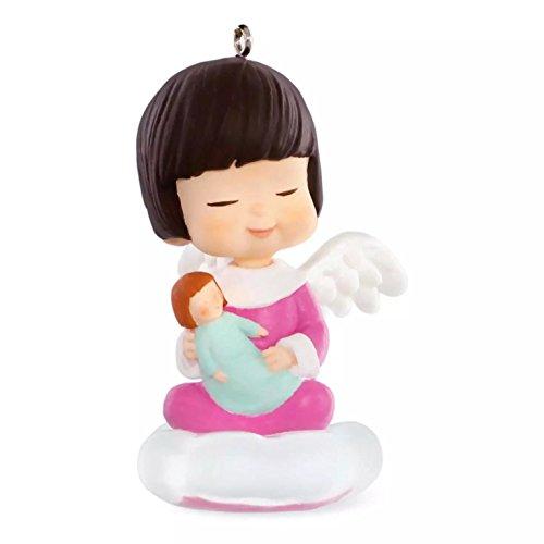 Hallmark Keepsake Ornament – Mary's ANGELS #29 – Zinnia