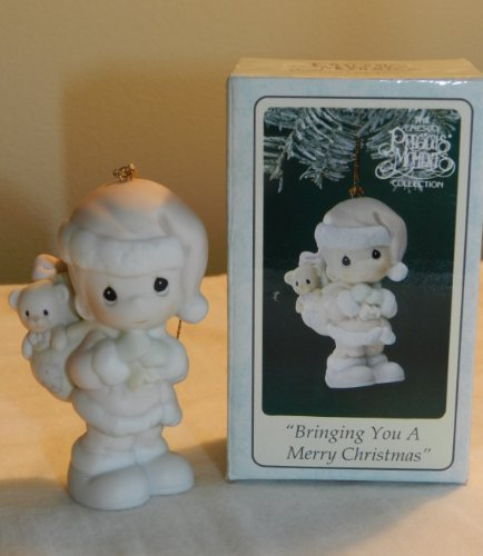 Bringing You A Merry Christmas Ornament Precious Moments #528226