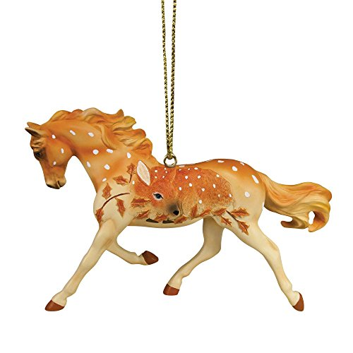 Enesco Trail of Painted Ponies Fawn Memories Ornament, 3.2″