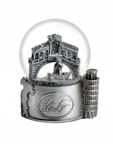 Italy Snow Globe (Exclusive)